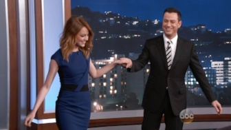 50. Jimmy Kimmel Live 4/3