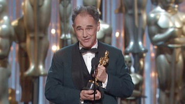 Actor In a Supporting Role : Mark Rylance, Bridge of Spies