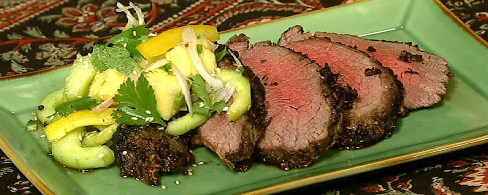 Asian Beef Tenderloin