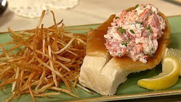 Lobster Rolls & Shoestring Fries