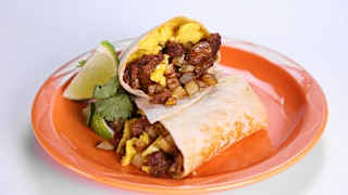 SF Mission-Style Breakfast Burrito Bar