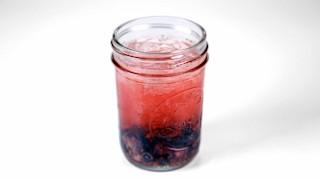 Blueberry-Lemon Smash
