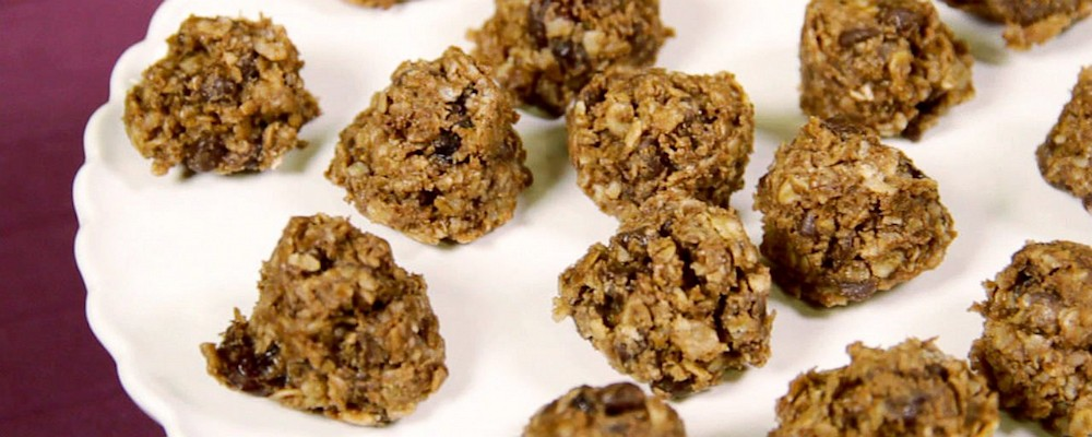 Oatmeal Chocolate Cherry Cookies Recipe by The Chew - The Chew