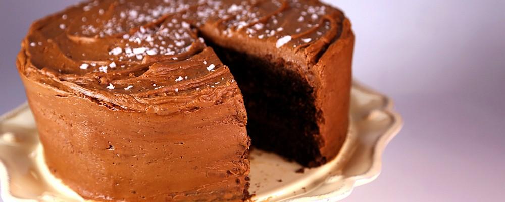 Blackout Cake Recipe The Chew