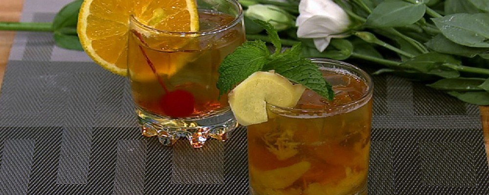Clinton Kelly\'s Old Fashioned