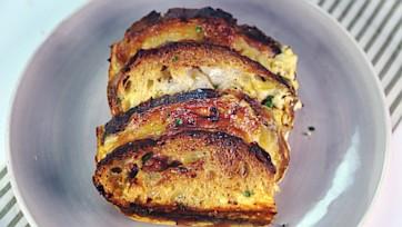 Ham n\' Cheese Casserole