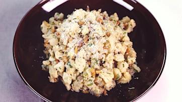 "Cauliflower ""Risotto"""