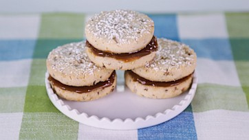 Mexican Party Cookies