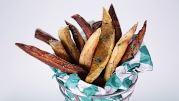 Lemon & Herb Salted Fries
