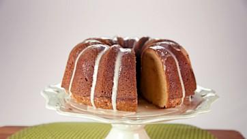 Granny\'s Five-Flavor Pound Cake