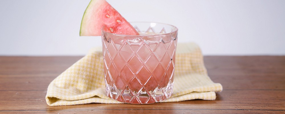 Cucumber-Watermelon Refresher Recipe by Clinton Kelly - The Chew