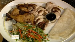 Chinese 5-Spice Beer Can Chicken