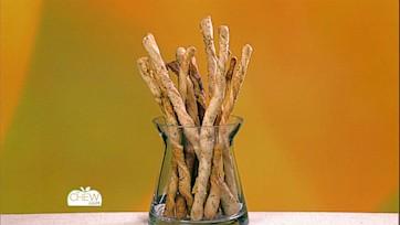 Pizza Dough Breadsticks