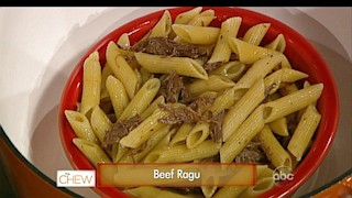 Leftover Pot Roast Ragu