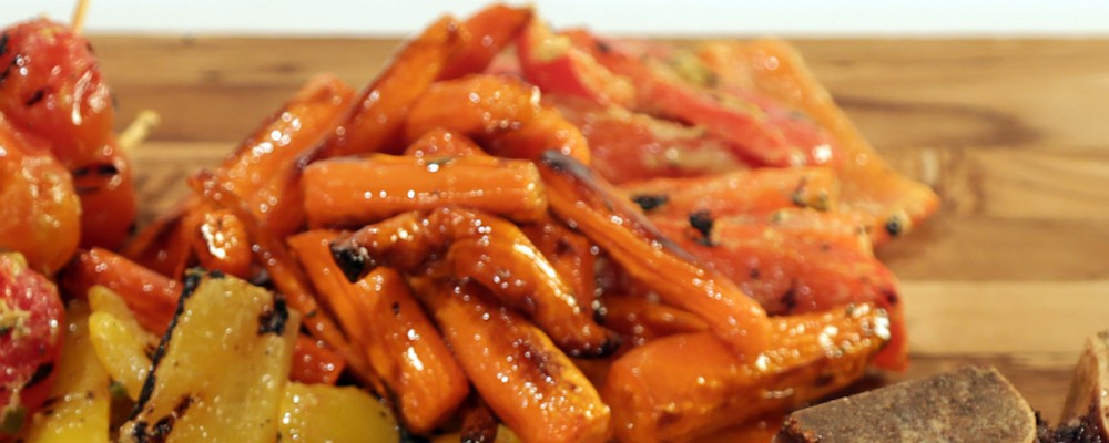 Roasted Baby Carrots Recipe by Carla Hall - The Chew