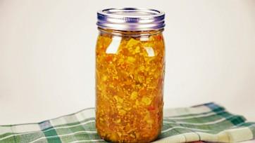 Tangy Chow Chow Pickles