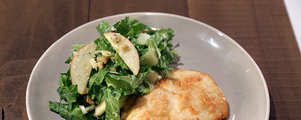 Chicken Cutlets with Lemon Sage Brown Butter Sauce Recipe by Clinton ...