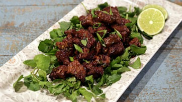 Sizzling Asian Beef
