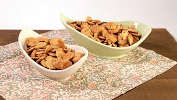 Sweet & Savory Cracker Snacks
