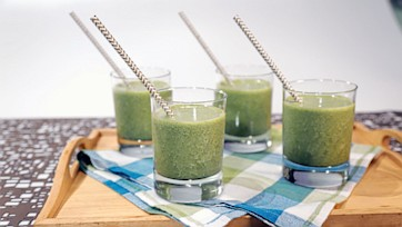 Tony\'s Morning Kale Smoothie