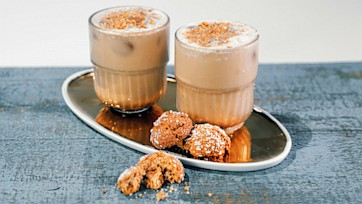 Biscotti Iced Coffee