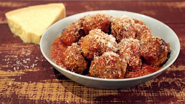 Mario\'s Meatballs