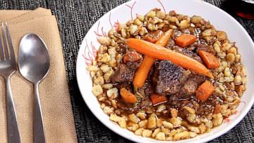 Pop\'s Beer-Braised Bold Beef Stew