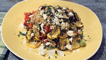 Grilled Vegetable Quinoa Salad