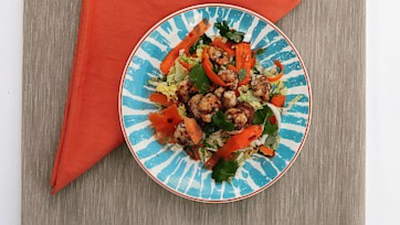 Thai-Style Shrimp Salad