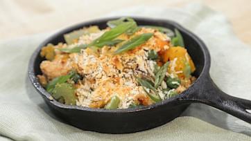 Mario Batali Cajun-Style Turkey Pot Pie 5.0 stars based on 1 reviews ...