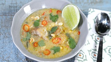 Coconut Chicken Stew