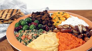 Mediterranean Platter