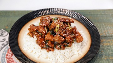 General Tso\'s Chicken