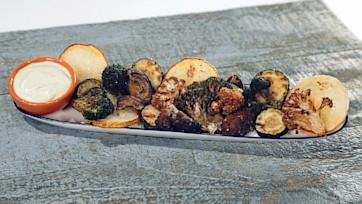 Vegetable Fritto Misto