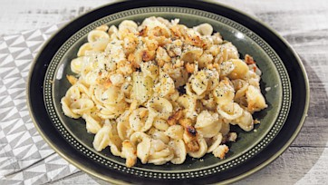 Cauliflower Ragu with Pasta