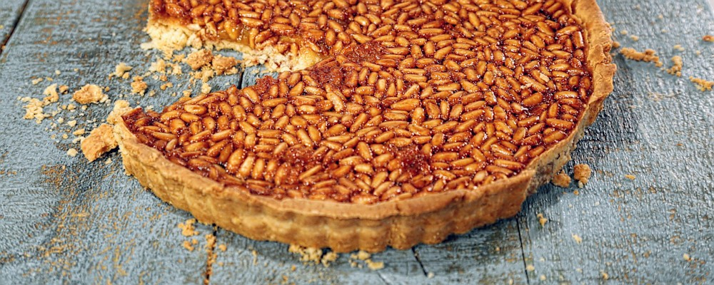 ... honey and cheese tart melopita honey pecan tart with chocolate glaze