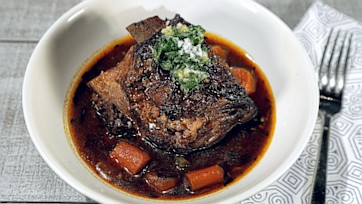 Braised Veal Short Ribs