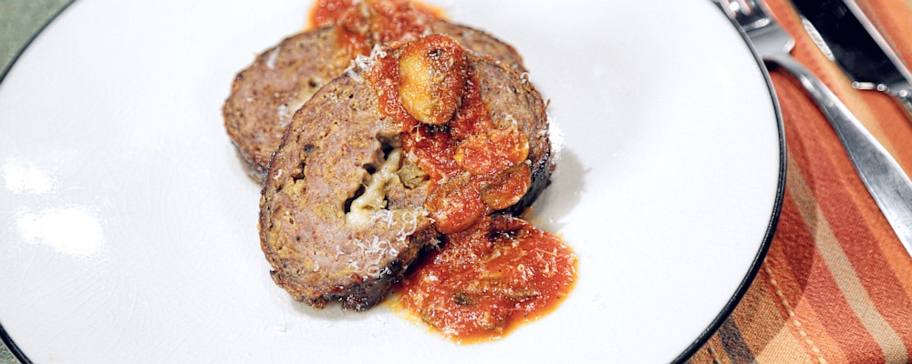Mario Batali's Italian Meatloaf Recipe — Dishmaps