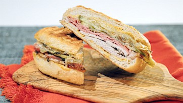Mezzenotte Sandwich
