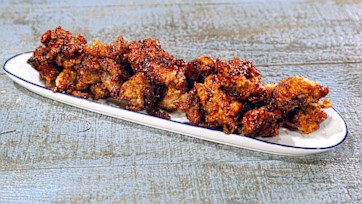 Honey BBQ Boneless Wings