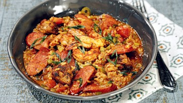 Cajun Jambalaya