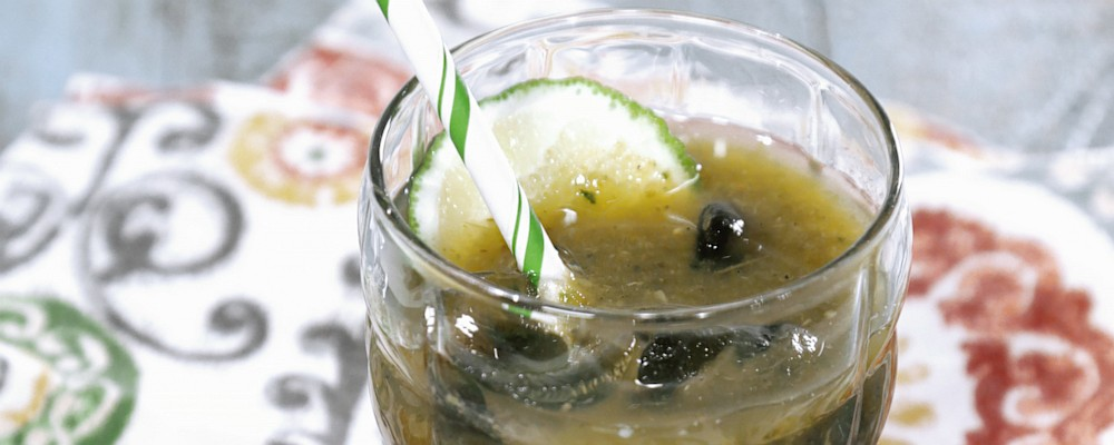Green Bloody Mary Recipe by Michael Symon - The Chew