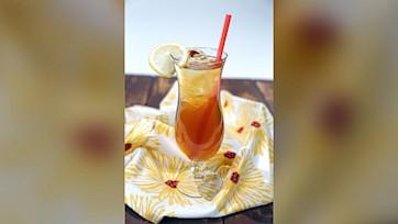 A Classy Long Island Iced Tea