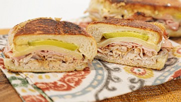 Cuban Sandwich Redux