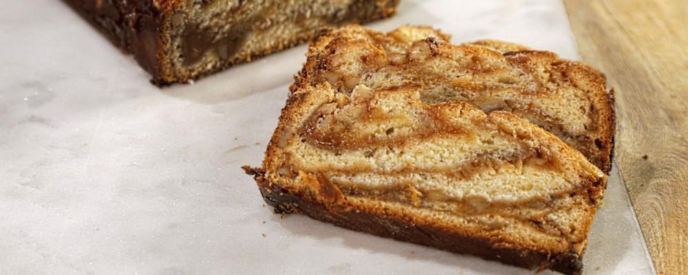 Caramel Walnut Babka Recipe by Carla Hall - The Chew