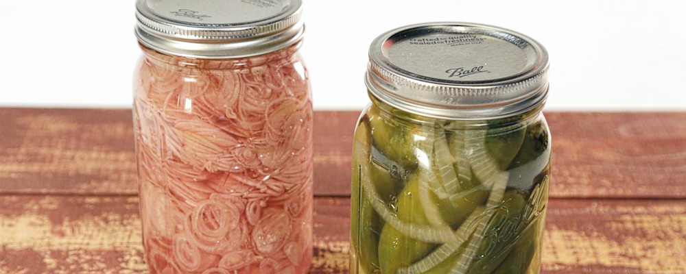 Pickled Chilies Recipe by Michael Symon - The Chew