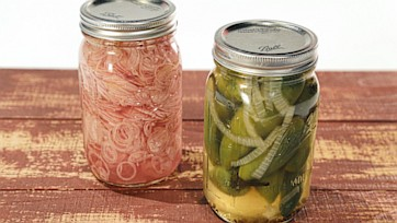 Pickled Chilies