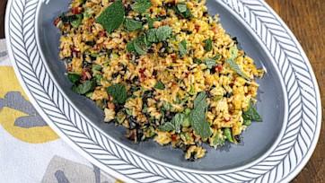 Spring Kimchi Fried Rice