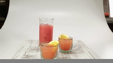 Blood Orange Margarita Punch
