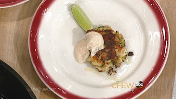 Tailgate Tips: Mario\'s Baltimore Grilled Crab Cakes Recipe